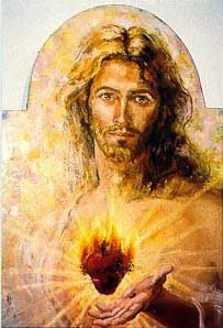 Consecrated to the Sacred Heart of Jesus (Yeshua)