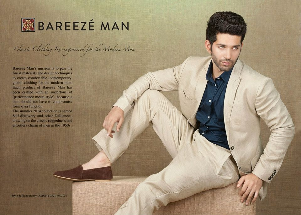 Bareeze Man Casual And Formal Wear For Boys 2015 Dress For Men And