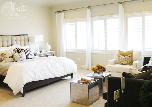 bright and neutral bedroom design and decorating ideas