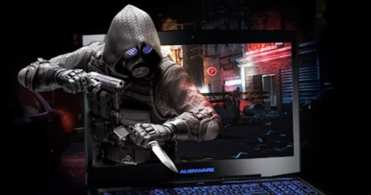 laptop terbaik yang di desain khusus untuk bermain game