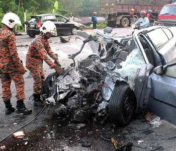 road accidents malaysia According to the latest who data published in april 2011 road traffic accidents  deaths in malaysia reached 8031 or 785% of total deaths.