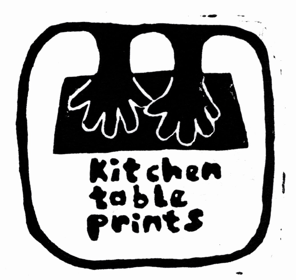 kitchen table printmaker