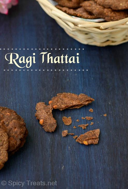 Ragi Thattai