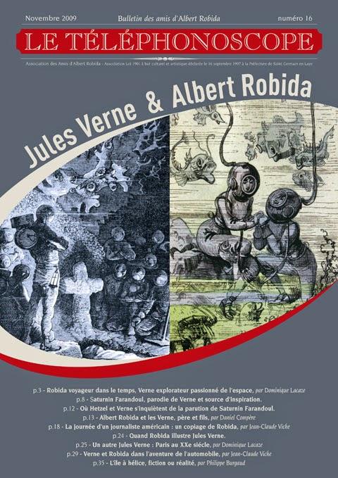 n°16 - Jules Verne & Albert Robida