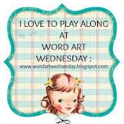 word art Wed