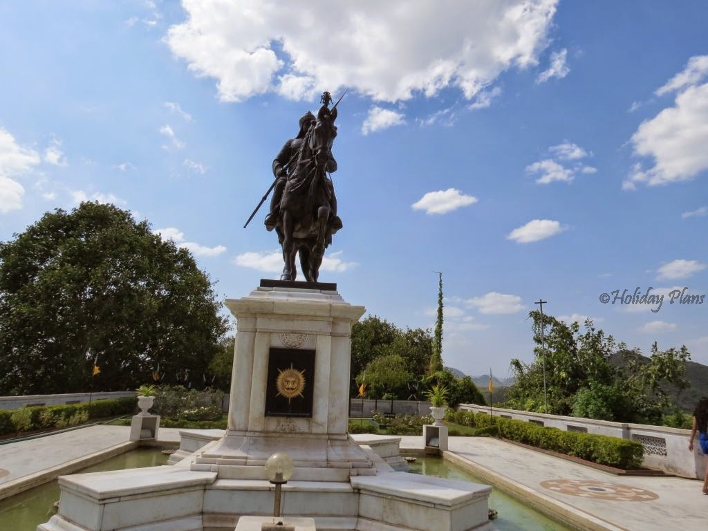 Images of Maharana Pratap memorial Udaipur