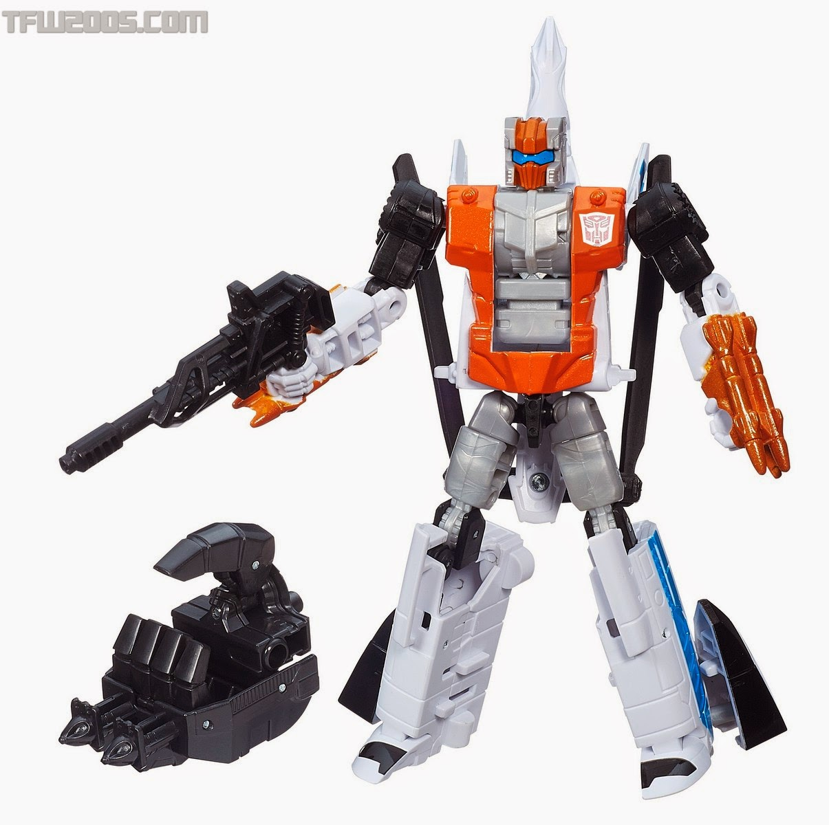 Hasbro - Transformers - The Combiner Wars - Aerialbots - Alpha Bravo