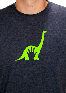 the good dinosaur men's tee