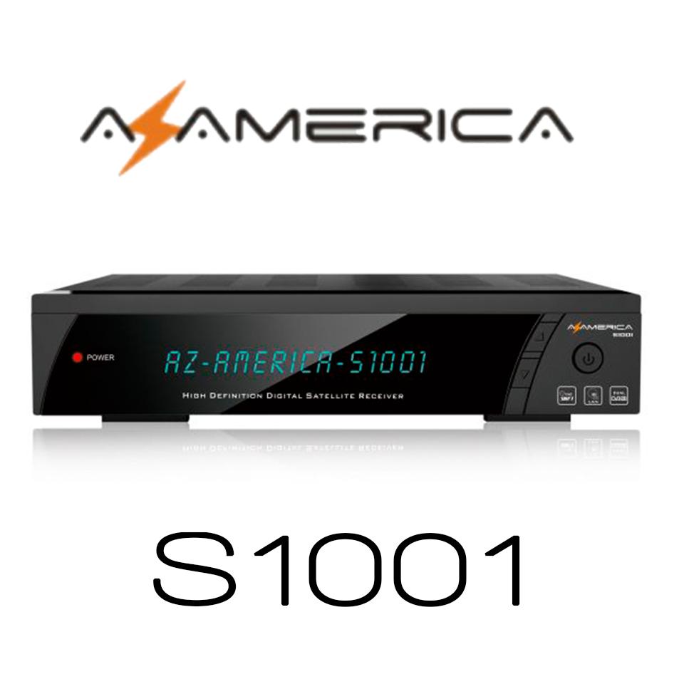 RECOVERY AZAMERICA S1001 VIA CABO RS232 E USB