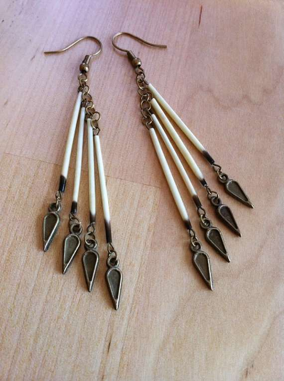 Porcupine Quill Jewelry Jewelry from Po...