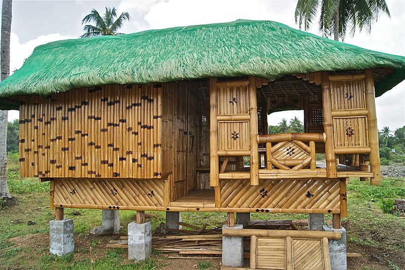nipa hut is an icon of Philippine culture as it represents the ...
