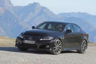 2012 Lexus IS-F Picture
