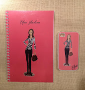 We are also debuting personalized Journals, Folders, Trays, Wrapping Paper .