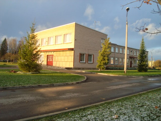 Svariņu bibliotēka un Tautas nams