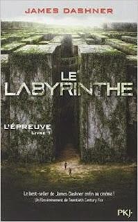 Couverture de : Le Labyrinthe, Tome 1