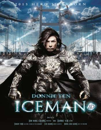 Poster Of Iceman 2014 Dual Audio 130MB  HEVC Mobile  Free Download Watch Online Worldfree4u