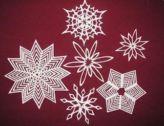 Jak zrobić gwiazdki z papieru