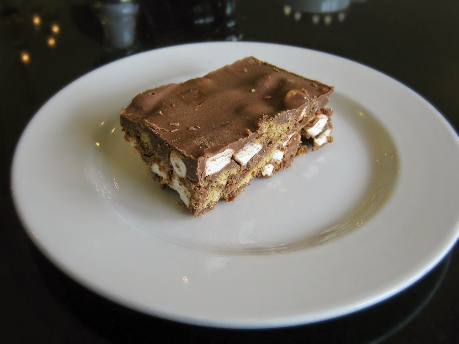 The Best Rocky Road Ever