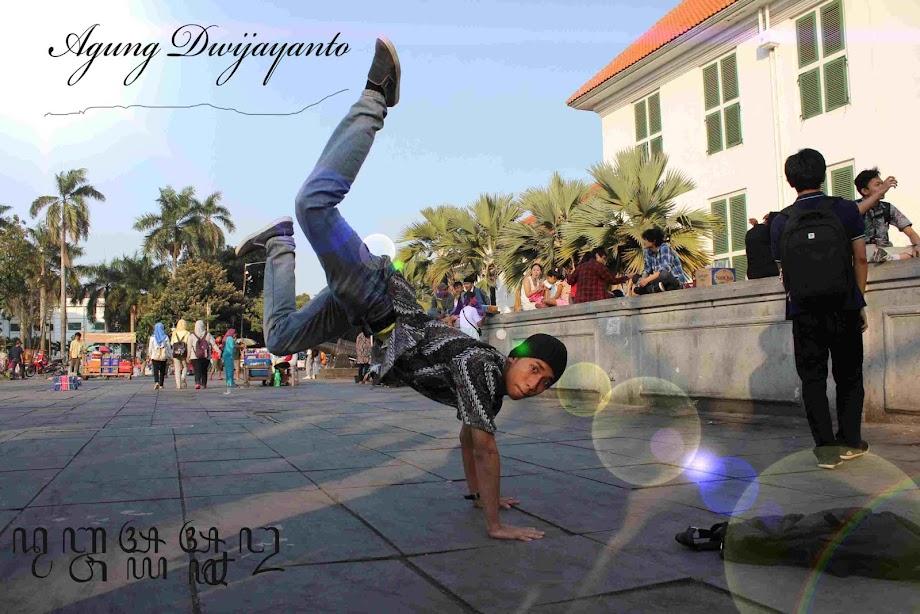 Blognya Agung Dwijayanto