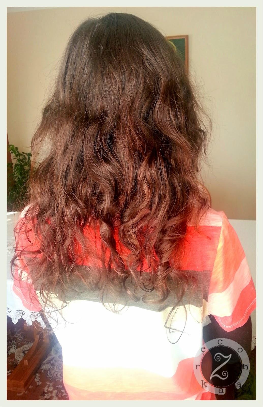 włosowa aktualizacja włosów