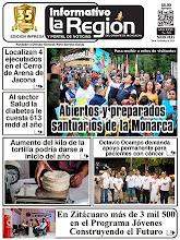 Periódico La Región 2426 - 19/NOV/2019
