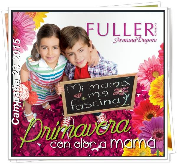 Fuller Cosmetics Campaña 23 2015