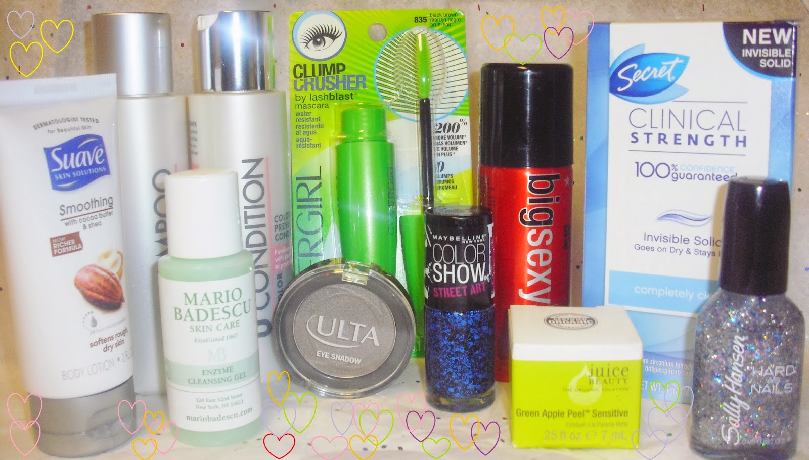 FREE BEAUTY PRODUCTS GIVEAWAY