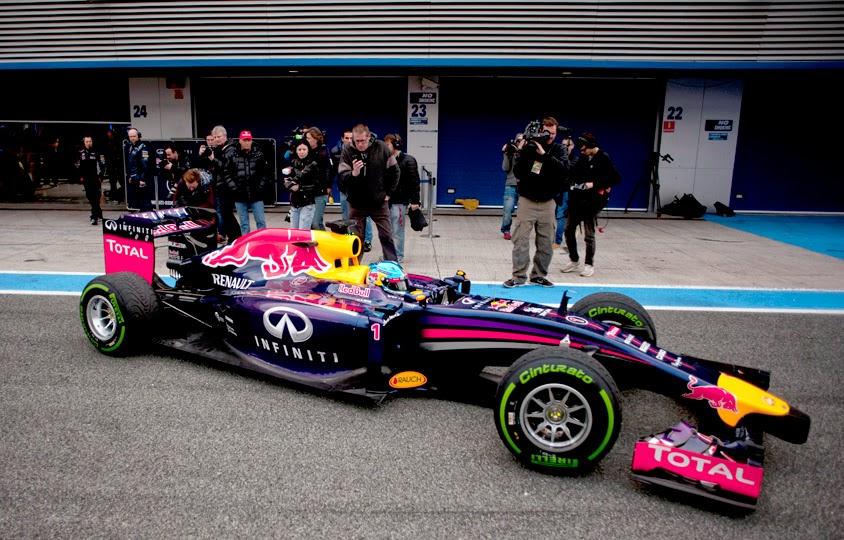 carro formula 1 2014
