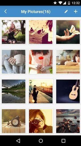 Tips menyembunyikan foto dengan aplikasi di Android www.imron22.com