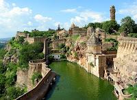 Keindahan Chittorgarh Fort