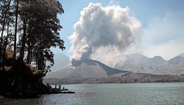 Mount Barujari