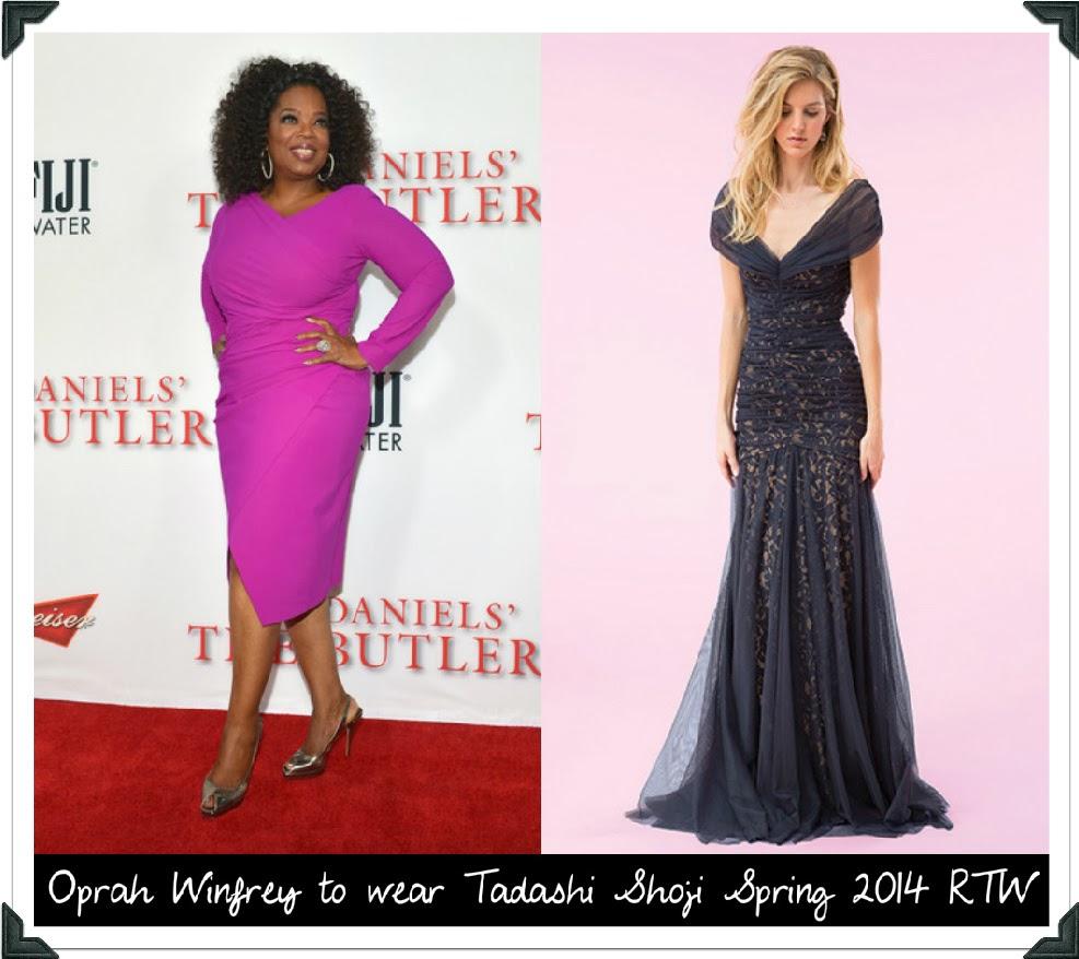 Oprah Winfrey Weight Loss 2014