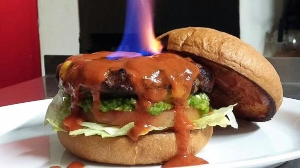 Hellfire Burger