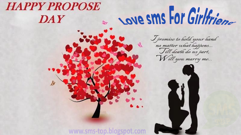 Best top Love sms for girlfriend in english