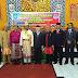 Wakili SHS, Palandung Hadiri HUT ke - 61 Kabupaten Bolmong