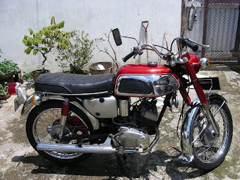 yamaha as 1 125cc twin 1970