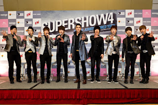 tiket super junior