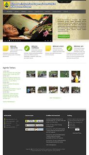 template lokomedia gratis