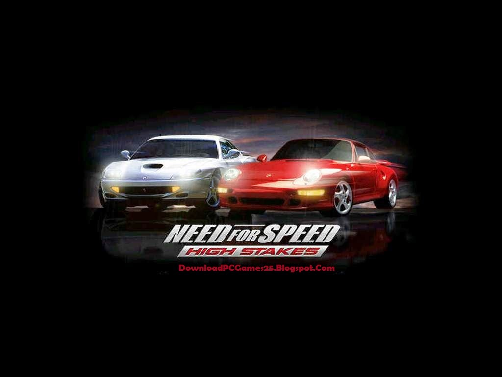 NFS 4 High Stakes PC