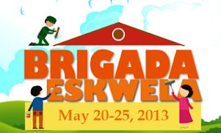 Brigada Eskwela 2013