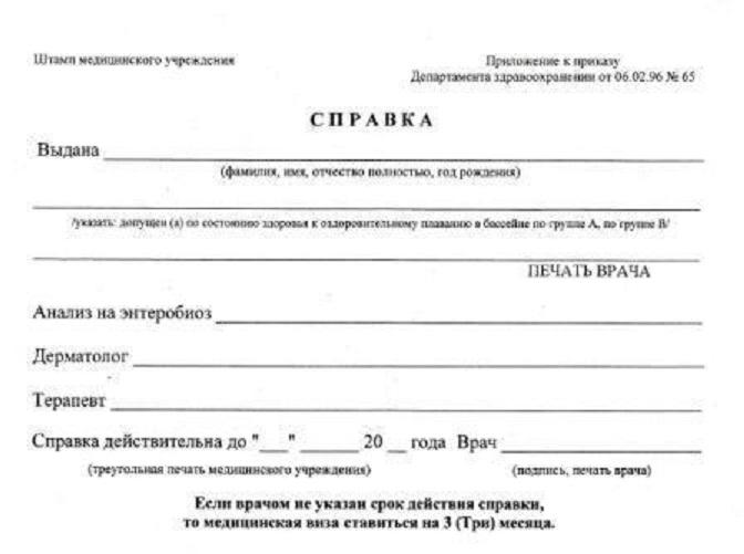 Где сделать медицинскую книжку в Москве Лианозово отзывы