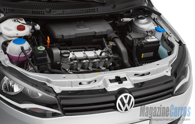 Motor do Novo Gol 2014