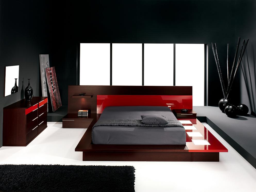 Interior design bedroom dreams house furniture for Interior bedroom minimalist