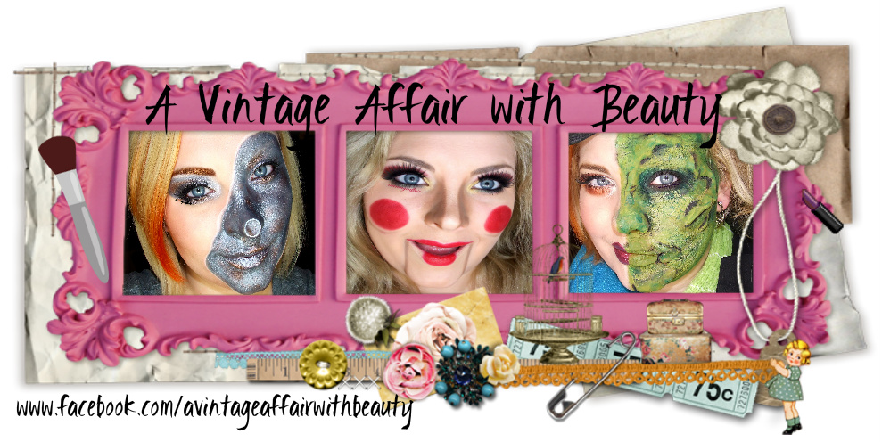 A Vintage Affair With Beauty