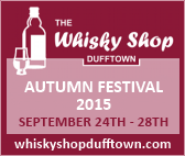 Whisky Shop Dufftown Autumn Festival