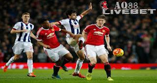 Agen Piala Eropa - Manchester United tampil dominan ketika menjamu West Bromwich Albion, Sabtu (7/11) malam WIB.
