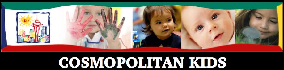 Cosmopolitan Kids Newspage
