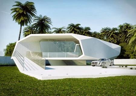 Rumah Minimalis Terbaru 2014 | Modern Elegan