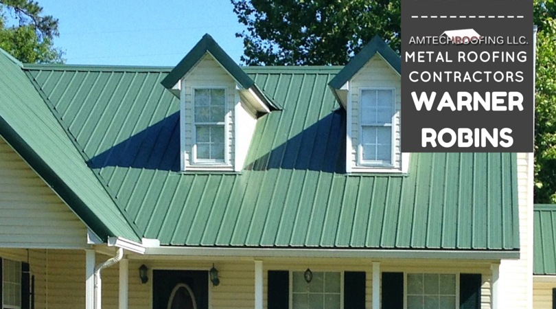 Metal Roofing Contractors in Warner Robins, Georgia