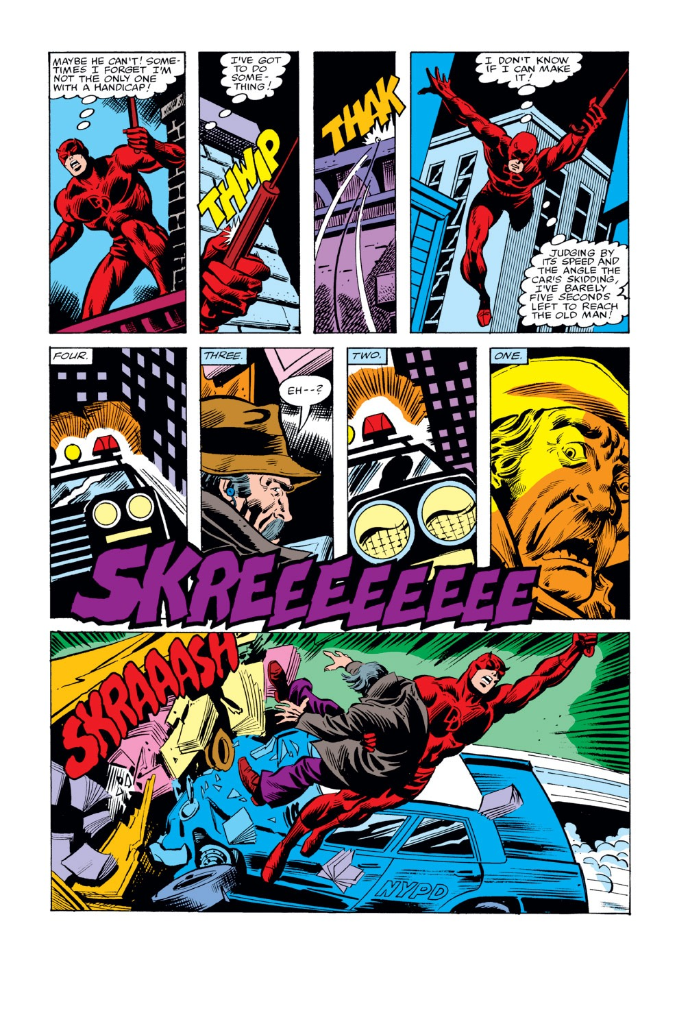 Captain America (1968) Issue #234 #149 - English 11